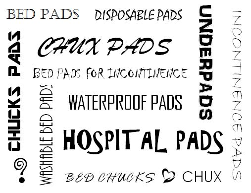 Bed Pads Chux
