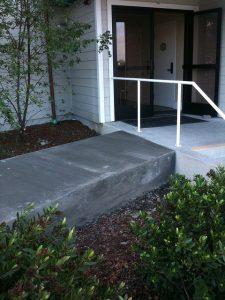 useless accessibility ramp