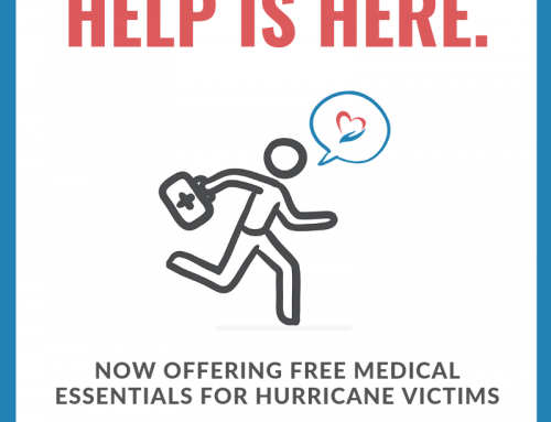 Support for Hurricane Dorian Victims