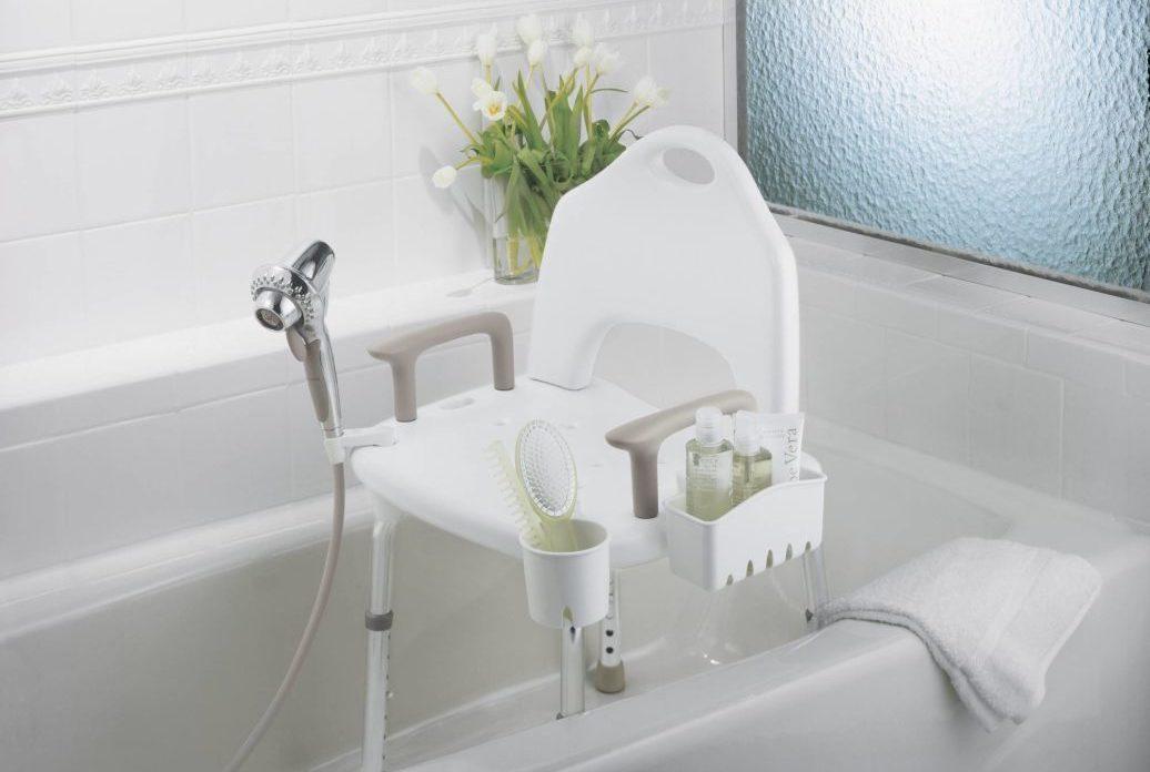 bath chair for seniors