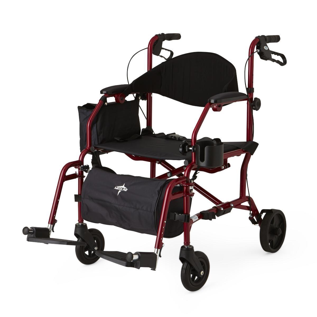 Rollator/Transport Chair